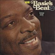 Count Basie Basie's Beat USA vinyl LP Promo
