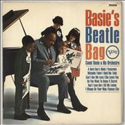 Count Basie Basie's Beatle Bag - Factory Sample UK vinyl LP Promo