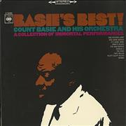 Count Basie Basie's Best! Netherlands vinyl LP