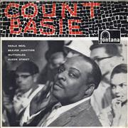 "Count Basie Count Basie & His Orchestra EP UK 7"" vinyl"