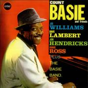 Count Basie Count Basie And Friends UK vinyl LP