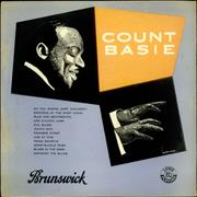 Count Basie Count Basie And His Orchestra - Early 60s UK vinyl LP