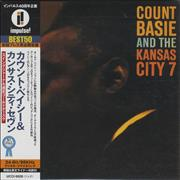 Count Basie Count Basie And The Kansas City 7 Japan CD album