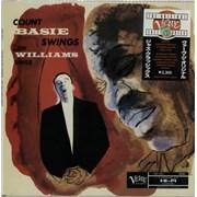 Count Basie Count Basie Swings And Joe Williams Sings Japan vinyl LP
