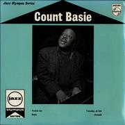 "Count Basie Count Basie UK 7"" vinyl"