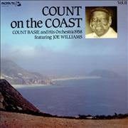 Click here for more info about 'Count Basie - Count On The Coast Vol. II'