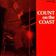 Count Basie Count On The Coast Sweden vinyl LP