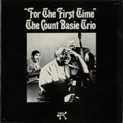 Count Basie For The First Time Germany vinyl LP