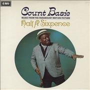 Count Basie Half A Sixpence UK vinyl LP