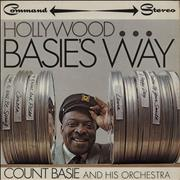 Count Basie Hollywood...Basie's Way UK vinyl LP Promo