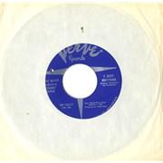 """Count Basie I Got Rhythm USA 7"""" vinyl"""