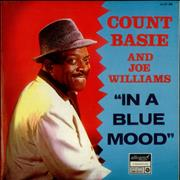 Count Basie In A Blue Mood UK vinyl LP
