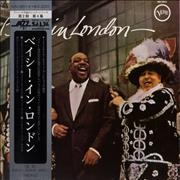 Count Basie In London Japan vinyl LP