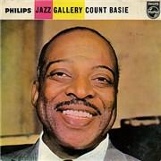 """Count Basie Jazz Gallery : Count Basie EP UK 7"""" vinyl"""