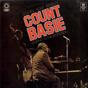 Count Basie Jumping At The Woodside UK vinyl LP