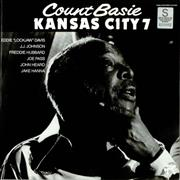 Count Basie Kansas City 7 Germany vinyl LP