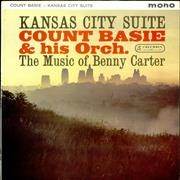 Count Basie Kansas City Suite - The Music Of Benny Carter UK vinyl LP