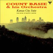 Count Basie Kansas City Suite UK vinyl LP