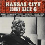 Count Basie Kansas City USA vinyl LP