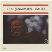Count Basie Li'l Ol' Groovemaker.... Basie! USA vinyl LP