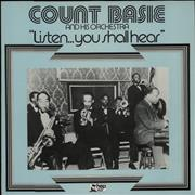 Click here for more info about 'Count Basie - Listen...You Shall Hear'