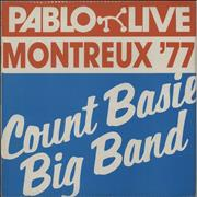 Count Basie Montreux '77 UK vinyl LP