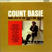 Count Basie More Hits Of The '50s & '60s UK vinyl LP