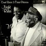 Count Basie Night Rider USA vinyl LP