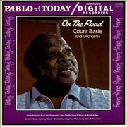 Count Basie On The Road USA vinyl LP