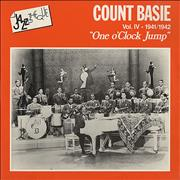 Count Basie One O'Clock Jump France 2-LP vinyl set