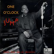 Count Basie One O'Clock Jump UK vinyl LP