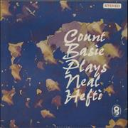 Count Basie Plays Neal Hefti UK vinyl LP