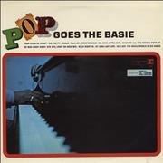 Count Basie Pop Goes The Basie - Stereo UK vinyl LP