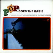 Count Basie Pop Goes The Basie UK vinyl LP