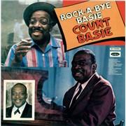 Count Basie Rock-A-Bye Basie UK vinyl LP