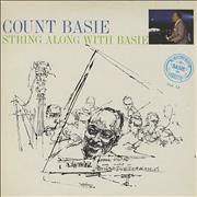 Count Basie String Along With Basie France vinyl LP