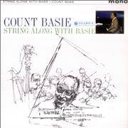 Count Basie String Along With Basie UK vinyl LP Promo
