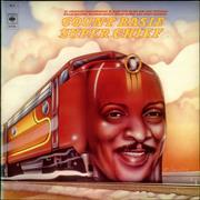 Count Basie Super Chief UK 2-LP vinyl set