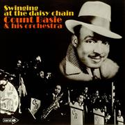 Count Basie Swinging At The Daisy Chain UK vinyl LP