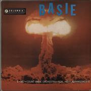 Count Basie The Atomic Mr. Basie - 1st (variant) UK vinyl LP