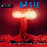 Count Basie The Atomic Mr. Basie - Blue/Black Label UK vinyl LP