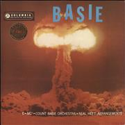 Count Basie The Atomic Mr. Basie - Silver & Turquoise Label UK vinyl LP