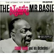 """Count Basie The Atomic Mr. Basie UK 7"""" vinyl"""