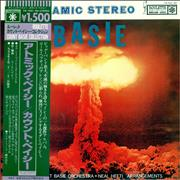 Count Basie The Atomic Mr. Basie Japan vinyl LP