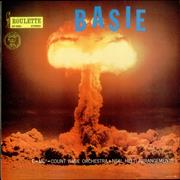 Count Basie The Atomic Mr. Basie Sweden vinyl LP