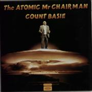 Count Basie The Atomic Mr Chairman UK 2-LP vinyl set