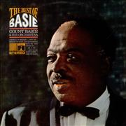 Count Basie The Best Of Count Basie & His Orchestra UK vinyl LP