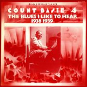 Count Basie The Blues I Like To Hear 1938 - 1939 France vinyl LP