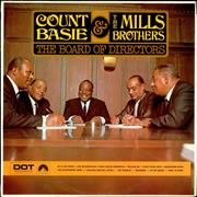 Count Basie The Board Of Directors - Stereo UK vinyl LP