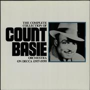 Count Basie The Complete Collection Of Count Basie Orchestra On Decca Japan vinyl box set